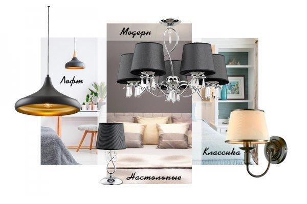 Купити світильники від класичних до вишуканих моделей