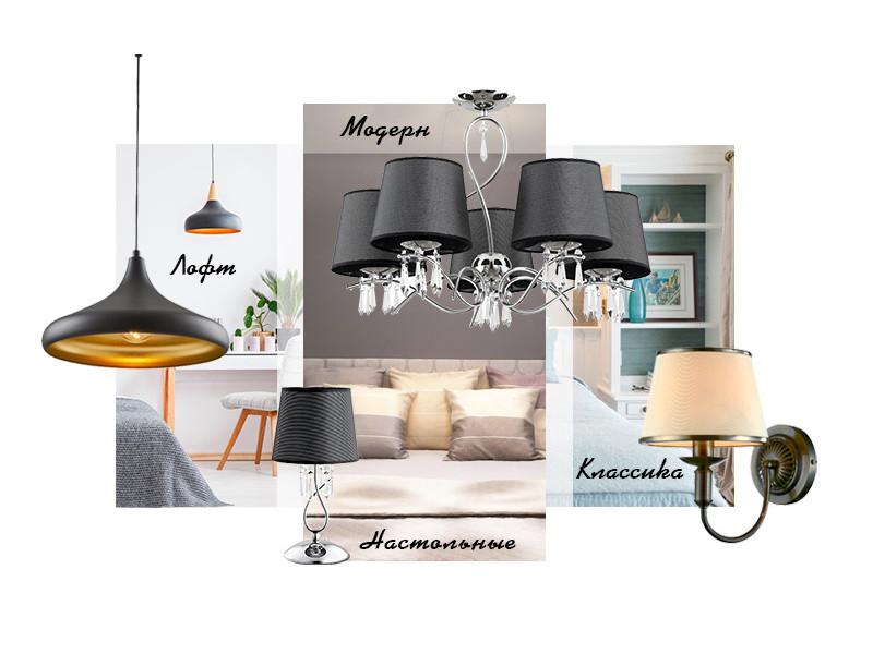 Купить светильники от классических до изысканных моделей