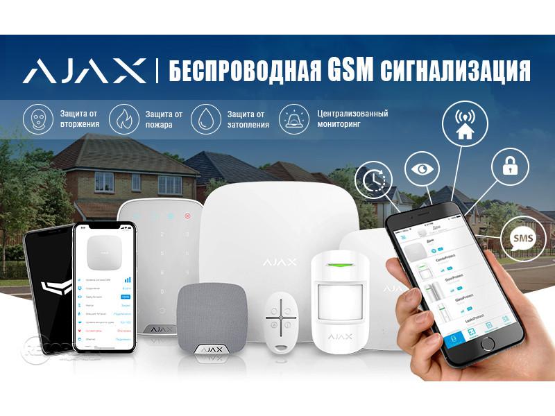 GSM сигналізація