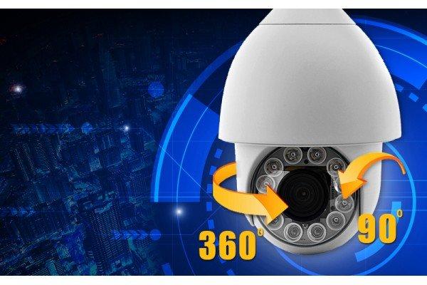 Купить Speed Dome камеры видеонаблюдения в Киеве