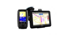 Навигаторы GPS, эхолоты