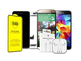 Телефони, аксесуари та запчастини