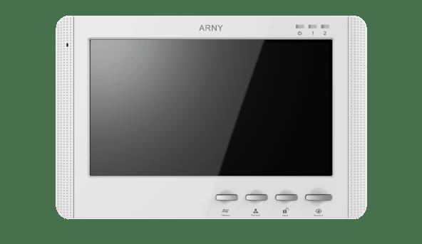Цветной видеодомофон ARNY AVD-709М