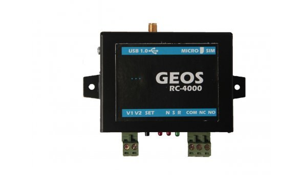 GSM - контроллер Geos RC-4000