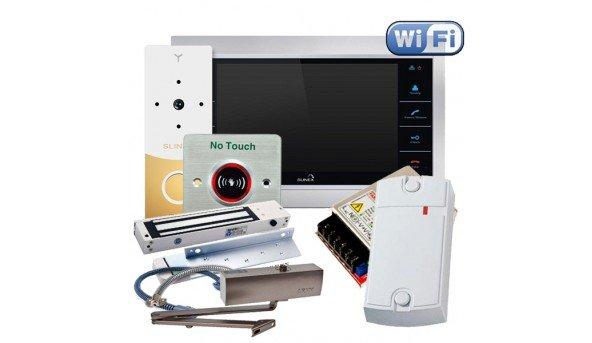 Для офиса Slinex SL-10IP+Slinex ML-20HR+YLI ELECTRONIC YM-280CAM