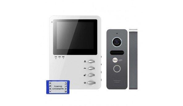 Для квартиры ARNY AVD-410 + Neolight Solo Graphite + адаптер Universal-M