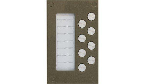 Кнопкова панель Vizit BS-8