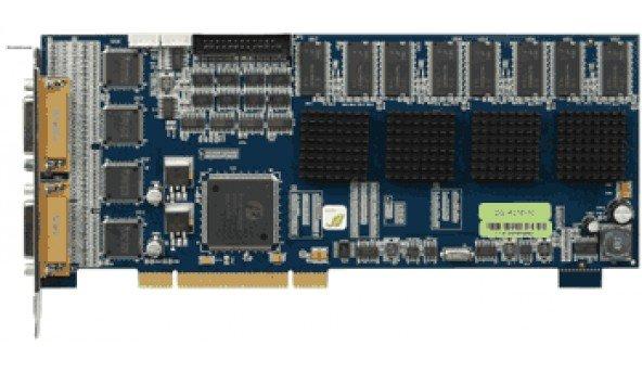 Плата відеореєстрації DS-4016 HCI для систем відеоспостереження