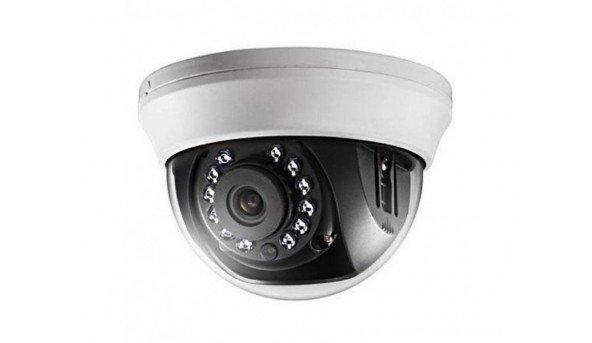 1.0 Мп Turbo HD видеокамера DS-2CE56D0T-IRMM (3.6 мм)