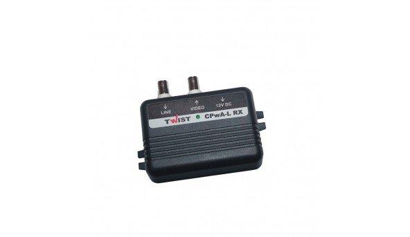 Комплект усилителей Twist CPwA-L для передачи композитного видеосигнала