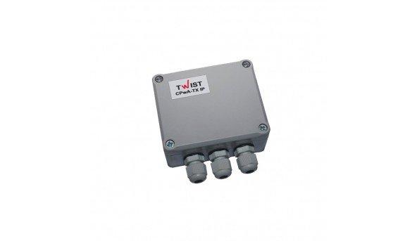 Комплект усилителей TWIST CPwA-Н для передачи композитного видеосигнала по коаксиалу