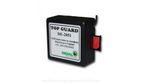 GSM модуль к домофону TopGuard DE-2051