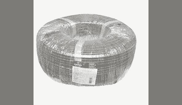Кабель Одескабель OK-Net КППЭт-ВП (100) FTP кат.5е(FTP медь наружный с тросом) бухта 500м