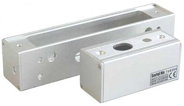 Крепежный комплект YLI ELECTRONIC BBK-500 на узкую дверь для замков серии YB-100