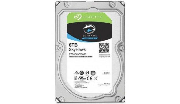 Жесткий диск Seagate Skyhawk ST6000VX0023 6Tb