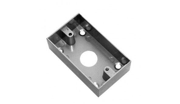 YLI Electronic MBB-800A-M короб під кнопку для системи контролю доступу