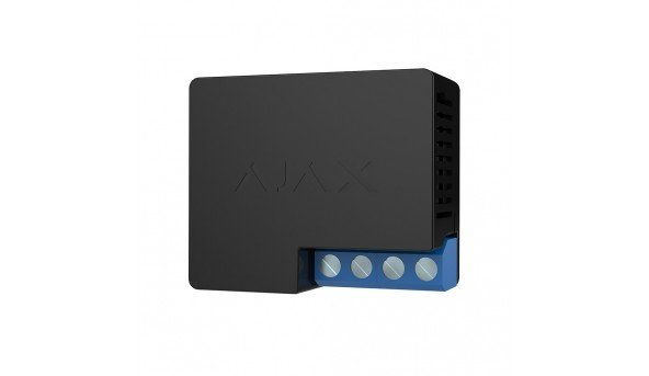 Контроллер Ajax WallSwitch (black) для управления приборами