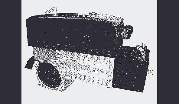 Комплект автоматики для промышленных ворот DoorHan SHAFT-60KIT