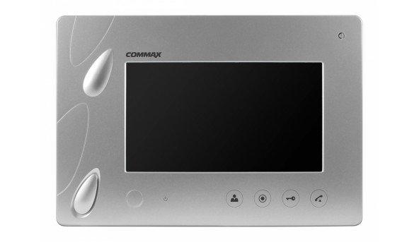 Видеодомофон Commax CDV-70P (Silver)
