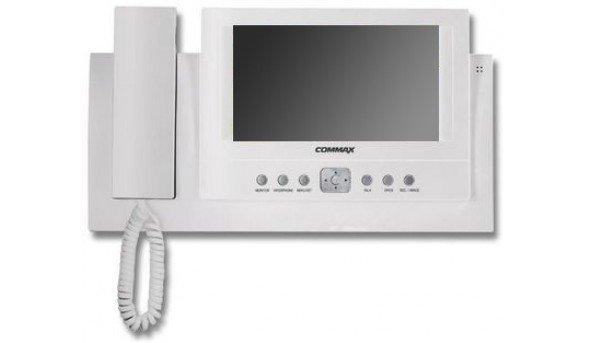 Видеодомофон Commax CAV-71B (White)