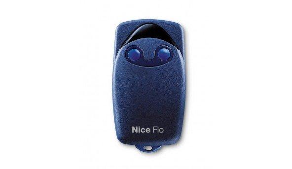 NICE FLO2 Пульт для ворот, шлагбаумов 2-х канальный
