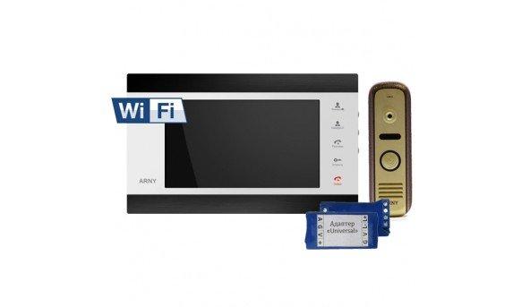 Для квартиры Arny AVD-720M + Arny AVP-NG210+адаптер Universal