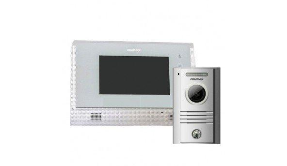 Для квартиры Commax CDV-70UM White+Commax DRC-40K