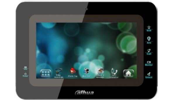 IP-відеодомофон Dahua VTH1560B