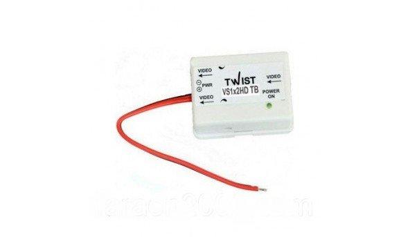 Устройство распределения видео сигналов Twist-VS1x2-HD-TB