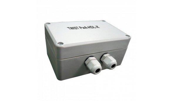 Pетранслятор сигнала и питания TWIST PwA-HDL-X