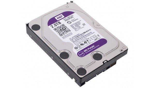 Жесткий диск Western Digital Purple 2TB