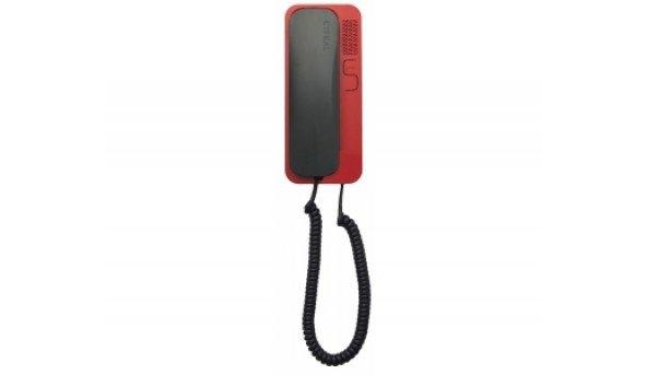 Трубка переговорна Cyfral SMART-U (GRAPHITE RED)