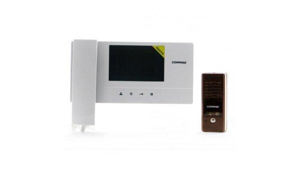 Для квартиры Commax CDV-35A+DRC-4CPN2