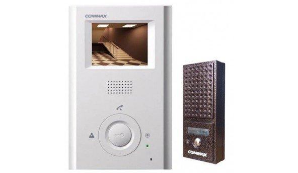 Для квартиры Commax CDV-35H+DRC-4CPN2