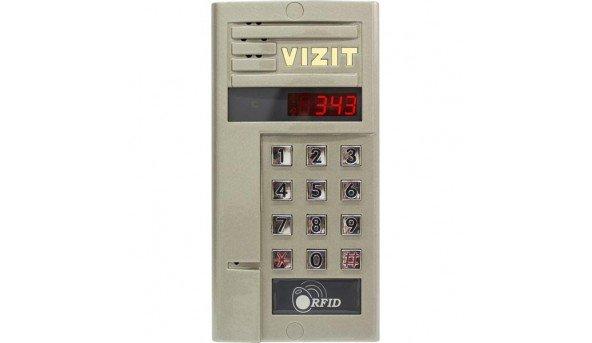 Блок вызова Vizit БВД-343RCPL