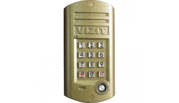 Блок вызова Vizit БВД-313T