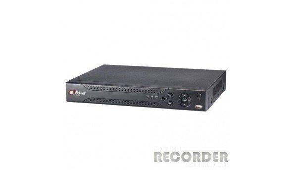 4-х канальный видеорегистратор Dahua DH-DVR0404LF-AS
