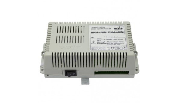 Блок коммутации монитора Vizit БКМ-440М