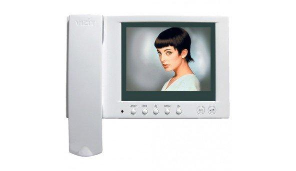 Многоквартирный цветной видеодомофон Vizit-MT460CM