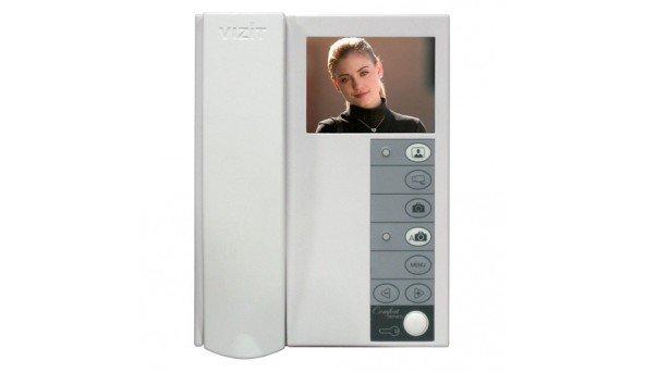 Многоквартирный цветной видеодомофон Vizit-M440CM