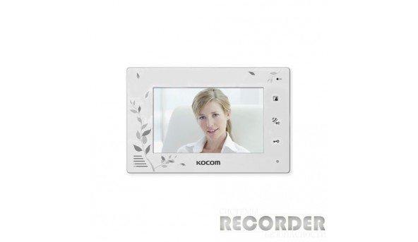 Цветной видеодомофон Kocom KCV-A374 LE