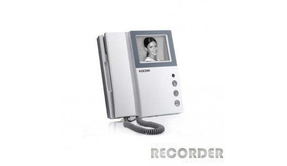 Кольоровий відеодомофон Kocom KVM-301