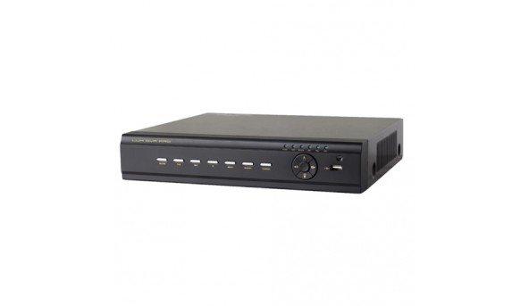 4-х канальный видеорегистратор Lux DVR Pro 04-FX2