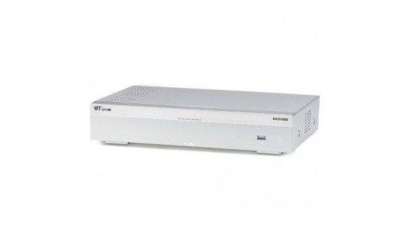 4 канальный видеорегистратор Qtum ECO-1040