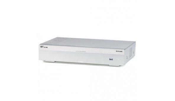 8-ми канальный видеорегистратор Qtum ECO-1080