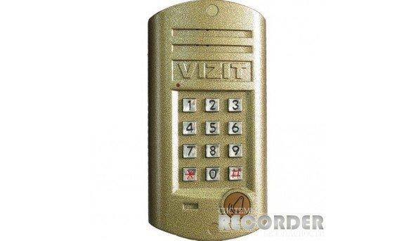 Блок вызова Vizit БВД-313R