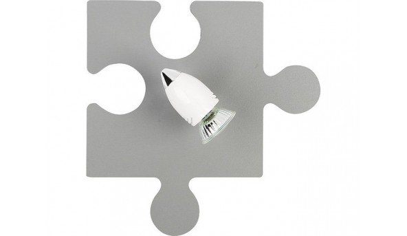 Nowodvorski 9730 Puzzle Light Gray