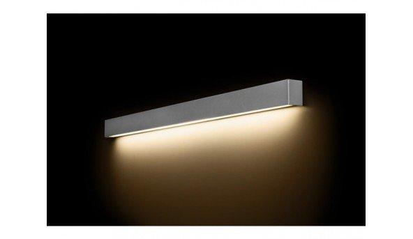 Nowodvorski 9615 Straight Wall LED SILVER L