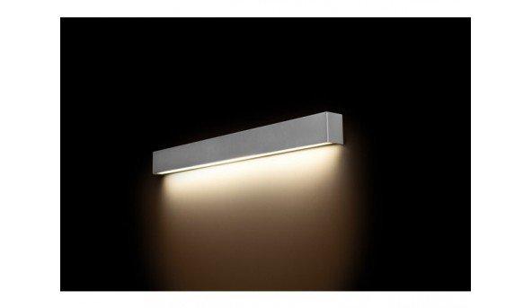 Nowodvorski 9614 Straight Wall LED SILVER M