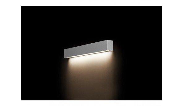 Nowodvorski 9613 Straight Wall LED SILVER S